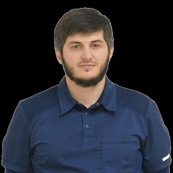 Бакаров Рахман Асламбекович