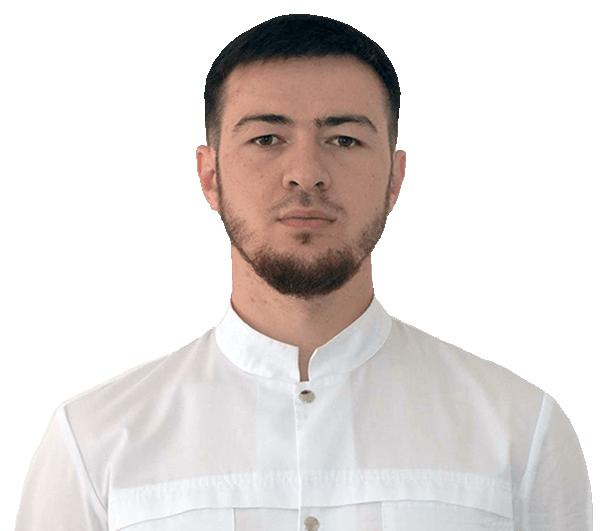 Хасамиков Саид-Ибрагим Саид-Эмиевич