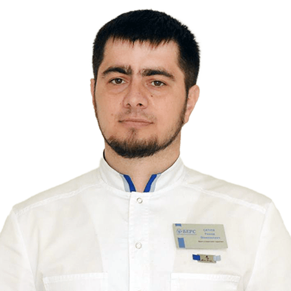 Сатуев Рашид Шамханович